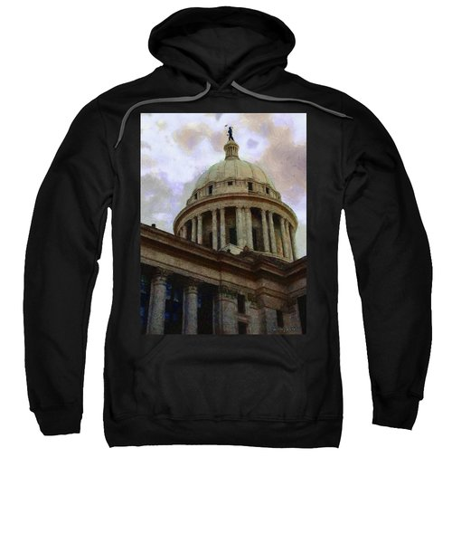 Oklahoma Capital Sweatshirt