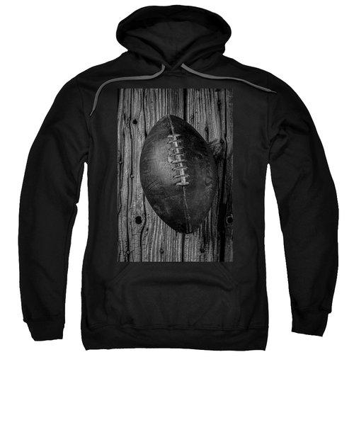 Old Football Sweatshirt