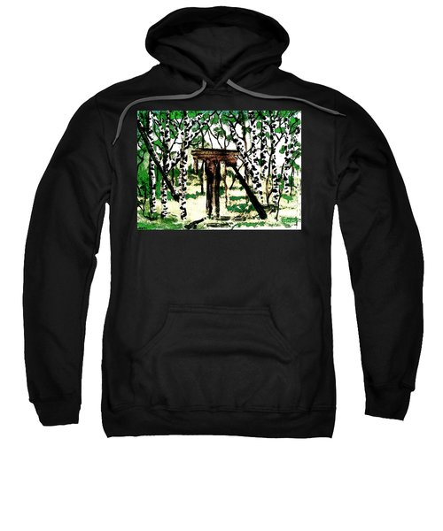 Old Obstacles Sweatshirt