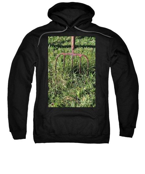 Old Pitch Fork Sweatshirt