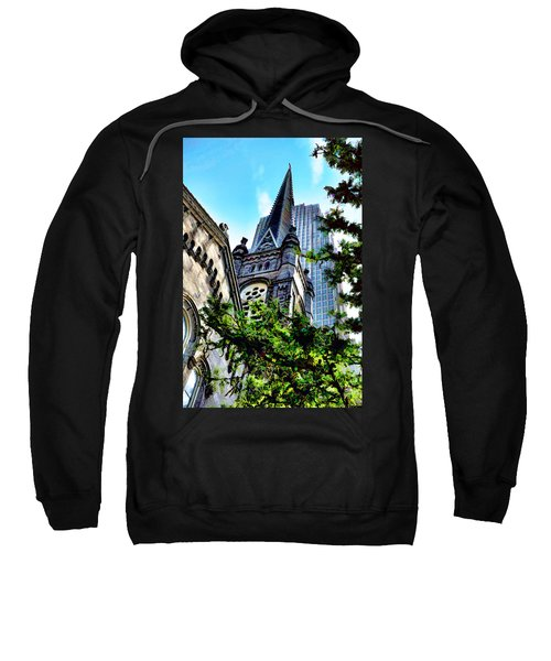 Old Stone Church - Cleveland Ohio - 1 Sweatshirt