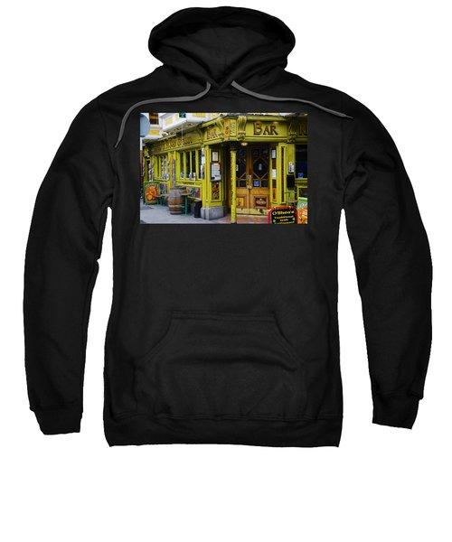 Oliver St John Gogarty Temple Bar - Dublin Ireland Sweatshirt