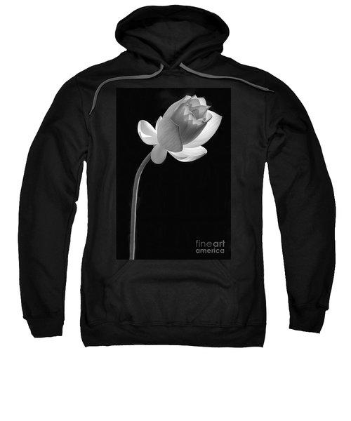 One Lotus Bud Sweatshirt