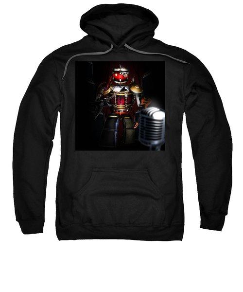 One Man Band Sweatshirt