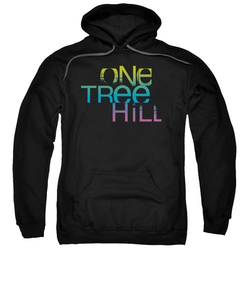 One Tree Hill - Color Blend Logo Sweatshirt
