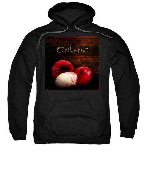 Onions II Sweatshirt