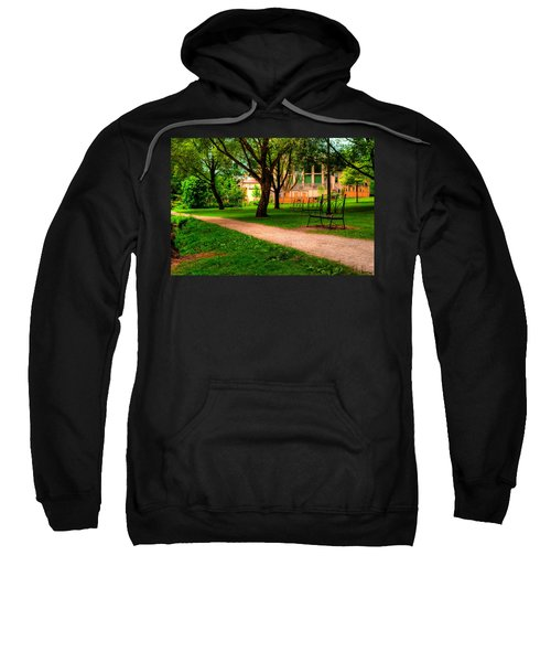 Sweatshirt featuring the photograph Ontario by Joseph Amaral