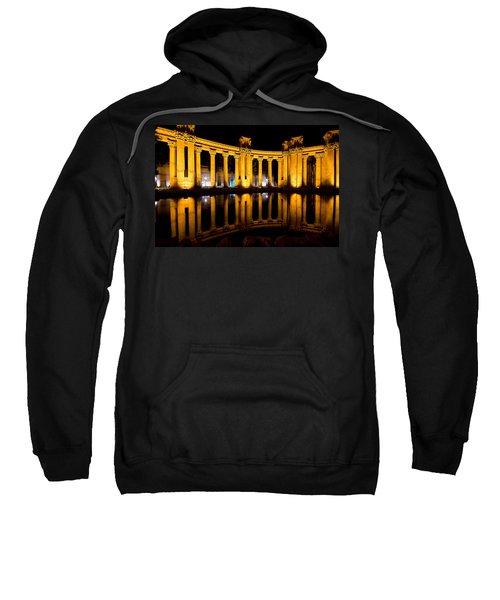 Palace Of Fine Arts San Francisco Sweatshirt