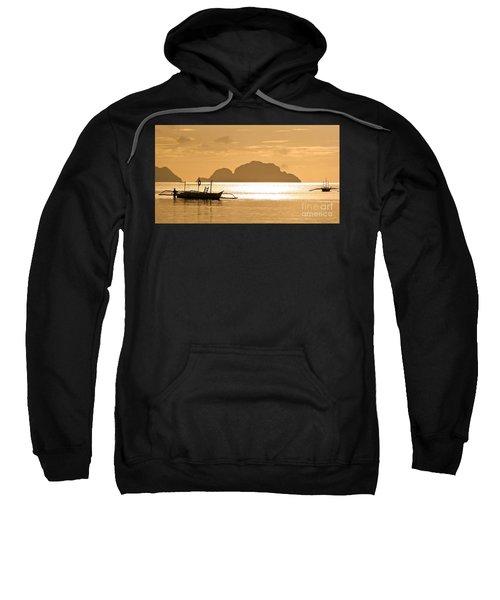 Palawan Sunset Sweatshirt
