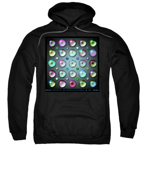 Paperweights And Marbles Sweatshirt