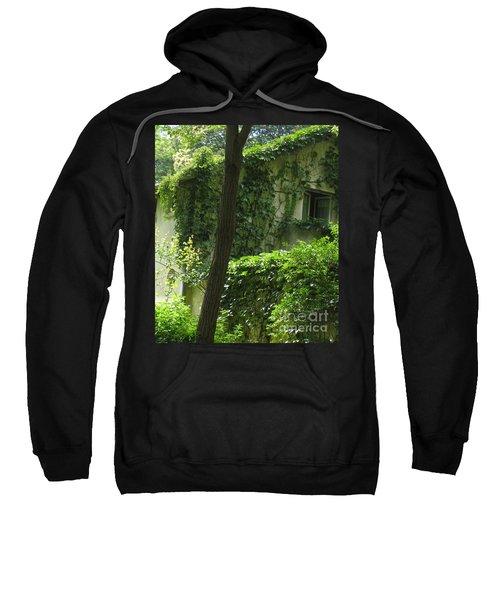 Paris - Green House Sweatshirt