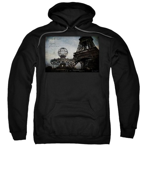 Paris One More Ride Sweatshirt