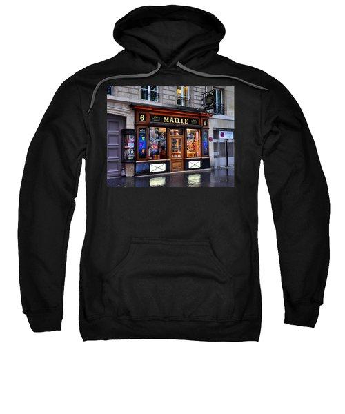 Paris Shop Sweatshirt