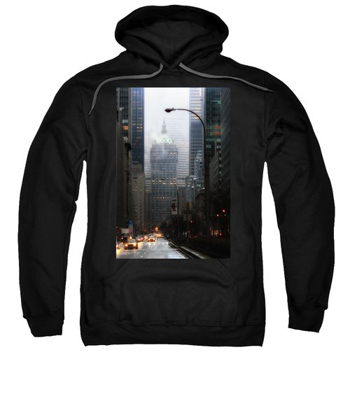 Park Avenue Dawn In Color Sweatshirt