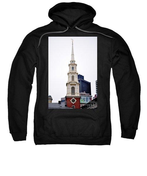 Park Street Church Boston Massachusetts Sweatshirt