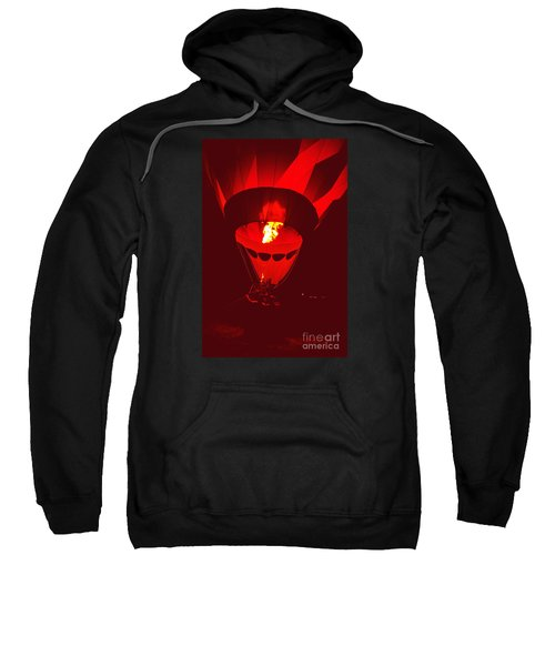 Passion's Flame Sweatshirt