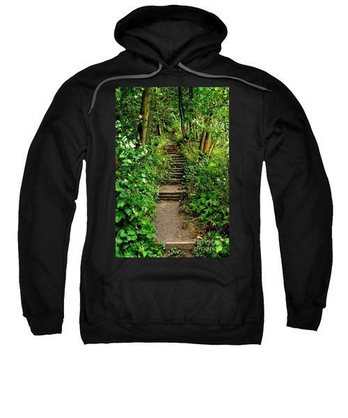 Path Into The Forest Sweatshirt