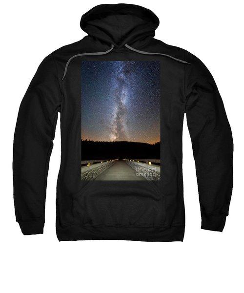 Path To Our Galaxy   Sweatshirt