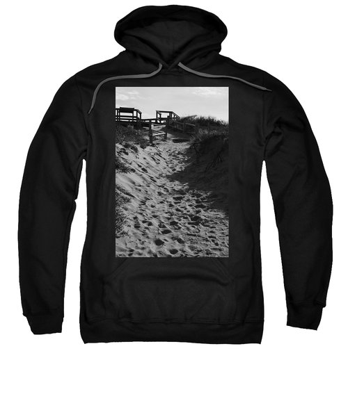 Pathway Through The Dunes Sweatshirt