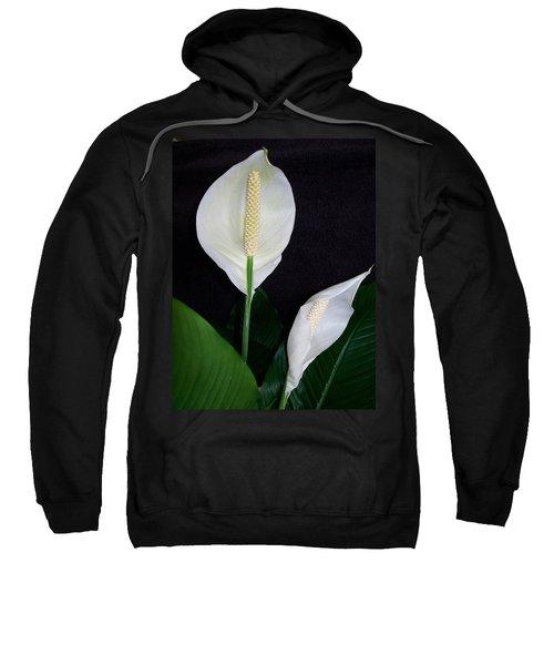 Peace Lilies Sweatshirt