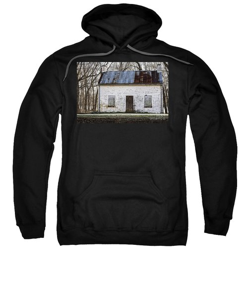 Pennyfield Lockhouse On The C And O Canal In Potomac Maryland Sweatshirt