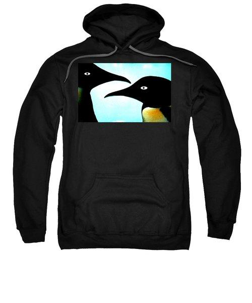 Penquin Love Sweatshirt