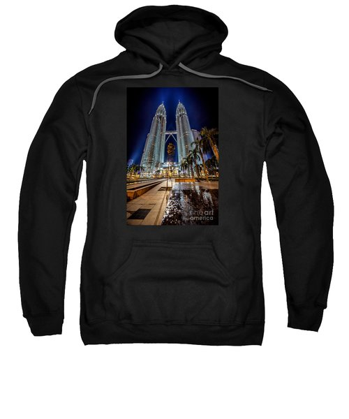 Petronas Twin Towers Sweatshirt