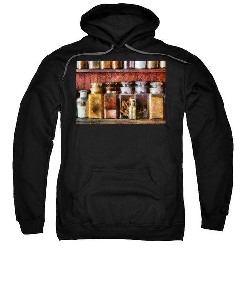 Pharmacy - The Curious Doctor Sweatshirt