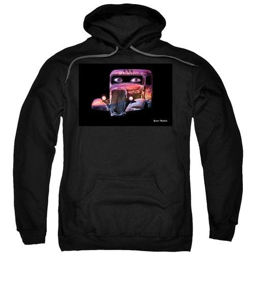 Pin Up Cars - #3 Sweatshirt
