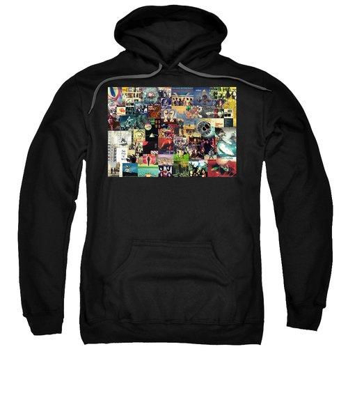 Pink Floyd Collage II Sweatshirt