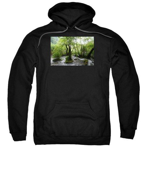 Plitvice Lakes Sweatshirt