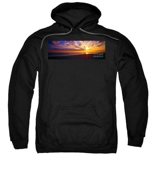 Ponce Inlet Fl Sunrise  Sweatshirt