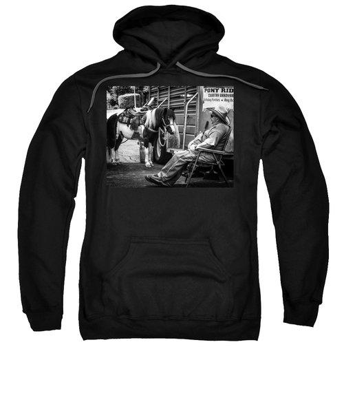 Pony Ride Sweatshirt