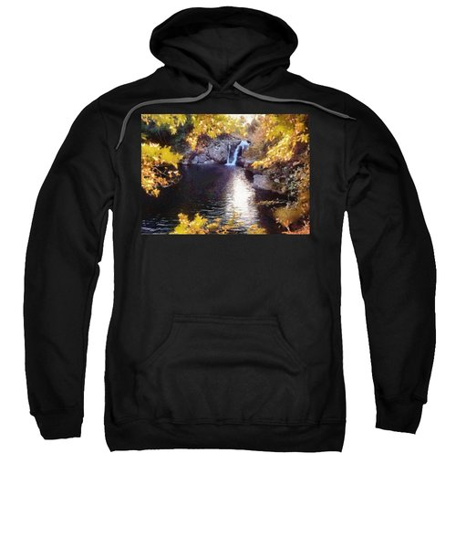 Pool And Falls Sweatshirt