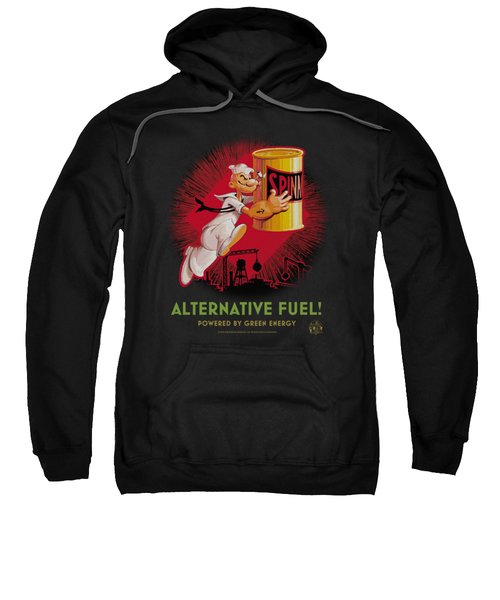 Popeye - Alternative Fuel Sweatshirt by Brand A