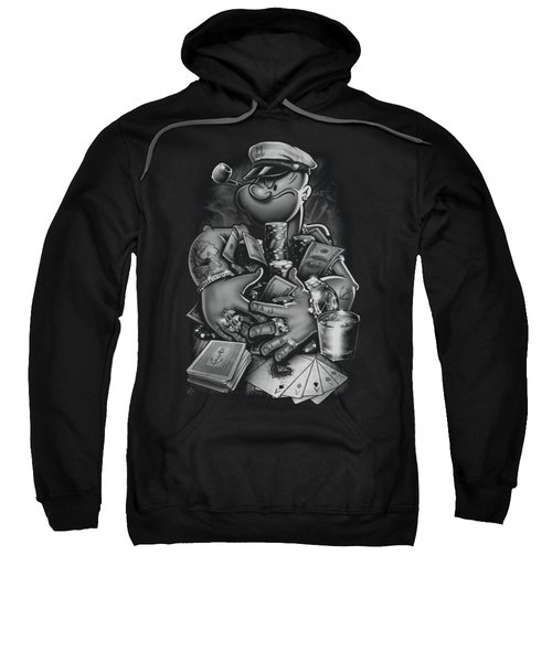 Popeye - Mine All Mine Sweatshirt by Brand A