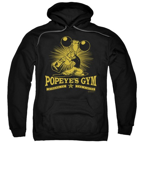 Popeye - Popeyes Gym Sweatshirt by Brand A