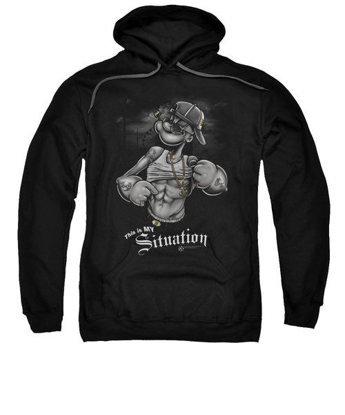 Popeye - Situation Sweatshirt by Brand A