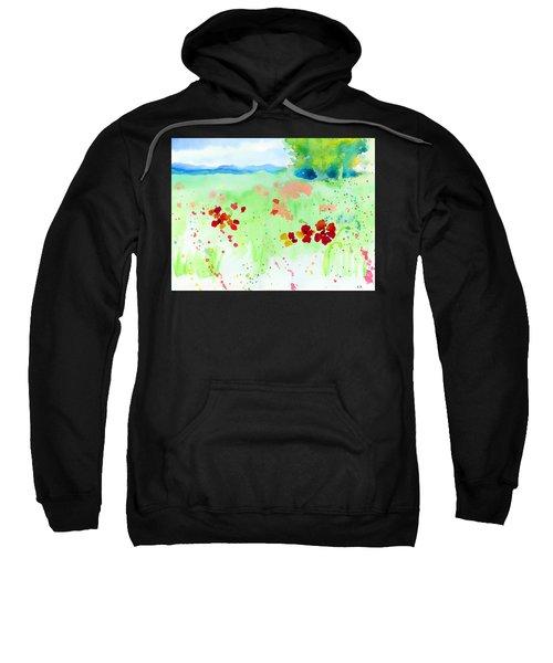Poppy Passion Sweatshirt