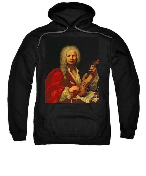 Portrait Of Antonio Vivaldi Sweatshirt