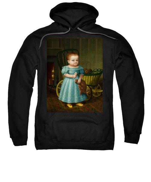 Portrait Of Sally Puffer Sanderson Sweatshirt