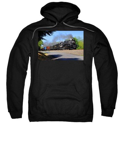 Powerful Nickel Plate Berkshire Sweatshirt