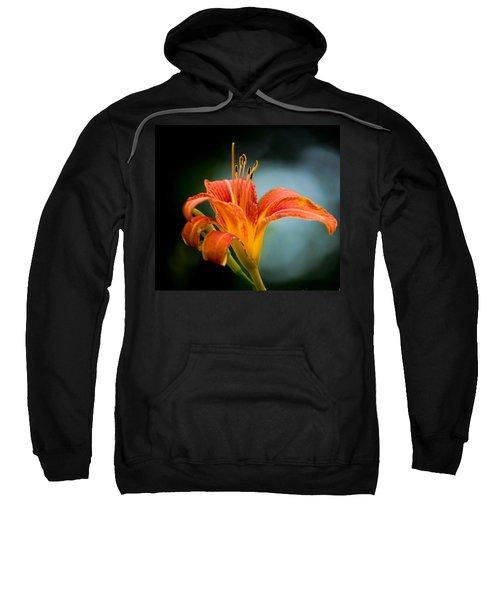 Pretty Flower Sweatshirt