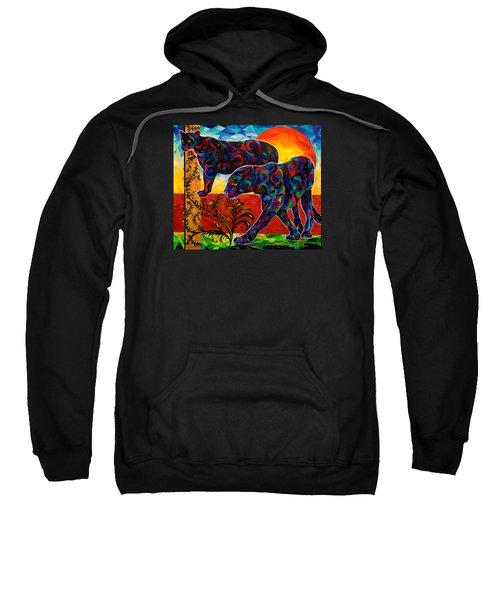 Primal Dance Sweatshirt
