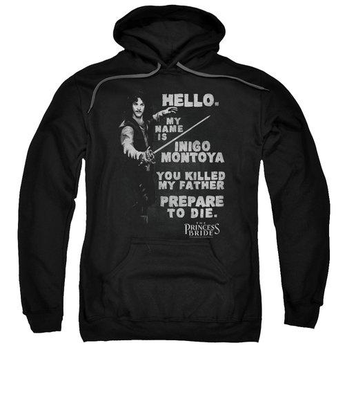 Princess Bride - Hello Again Sweatshirt