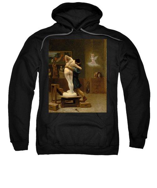 Pygmalion And Galatea Sweatshirt