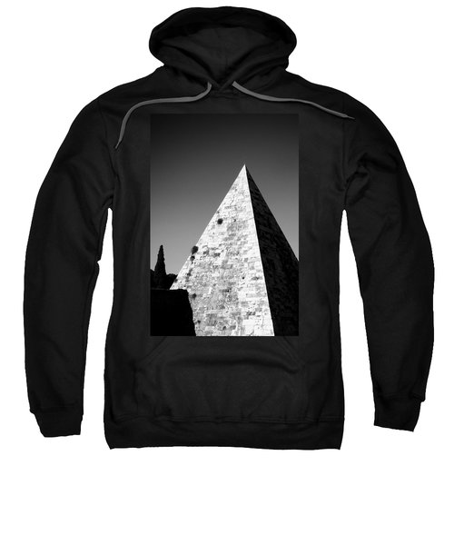 Pyramid Of Cestius Sweatshirt