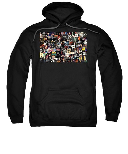 Queen Collage Sweatshirt