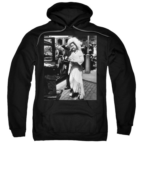 Queen Elizabeth Fashion Sweatshirt by Underwood Archives