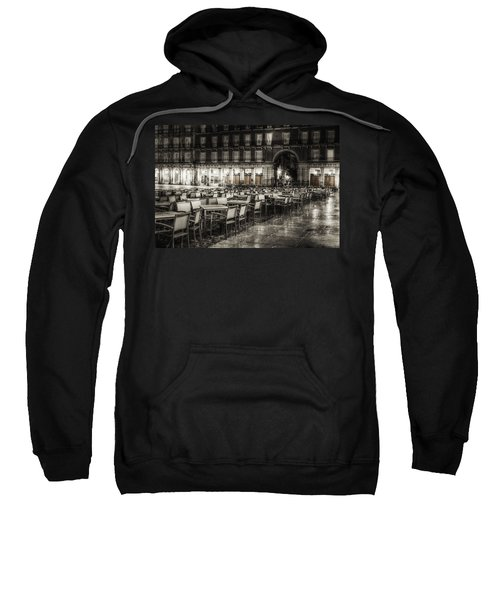 Rainy Plaza Sweatshirt